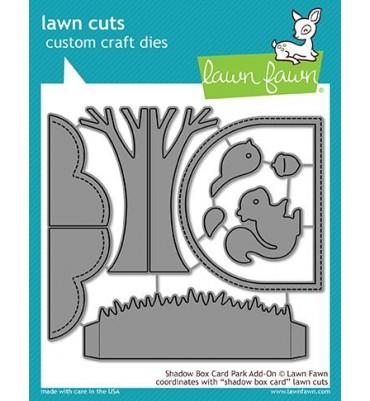Fustelle Lawn Fawn - Shadow...