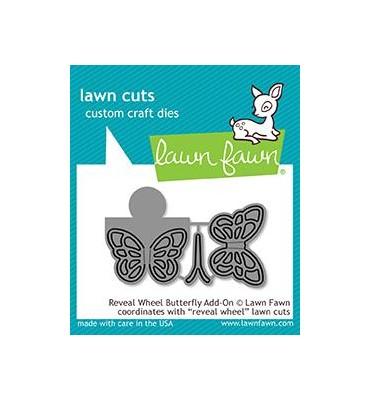 Fustelle Lawn Fawn - Reveal...