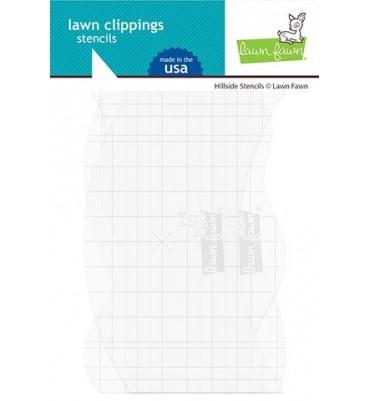 Stencil Lawn Fawn -...