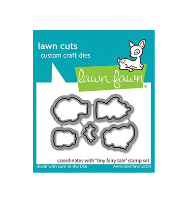 Fustelle Lawn Fawn -  tiny...