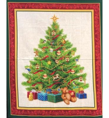 Pannello albero di Natale